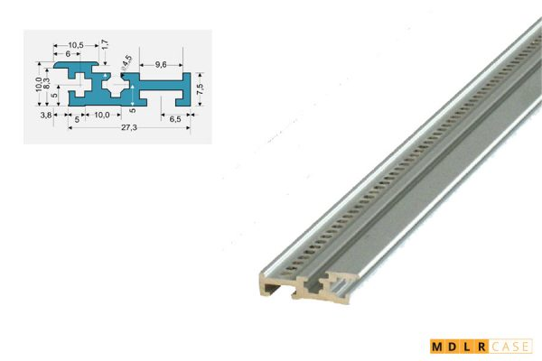 eurorack rails 1 meter