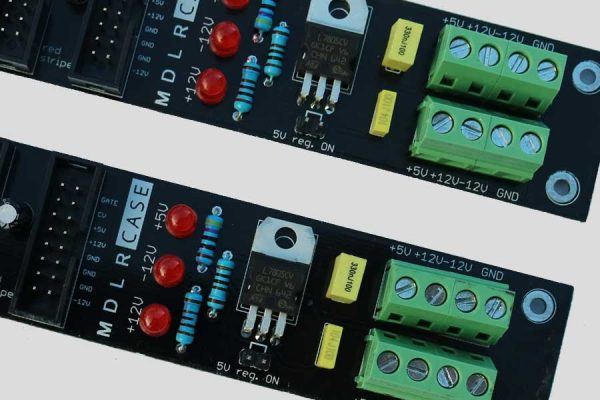 eurorack busboard shrouded headers